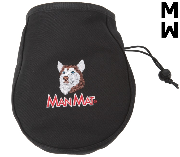 Manmat dog treat bag